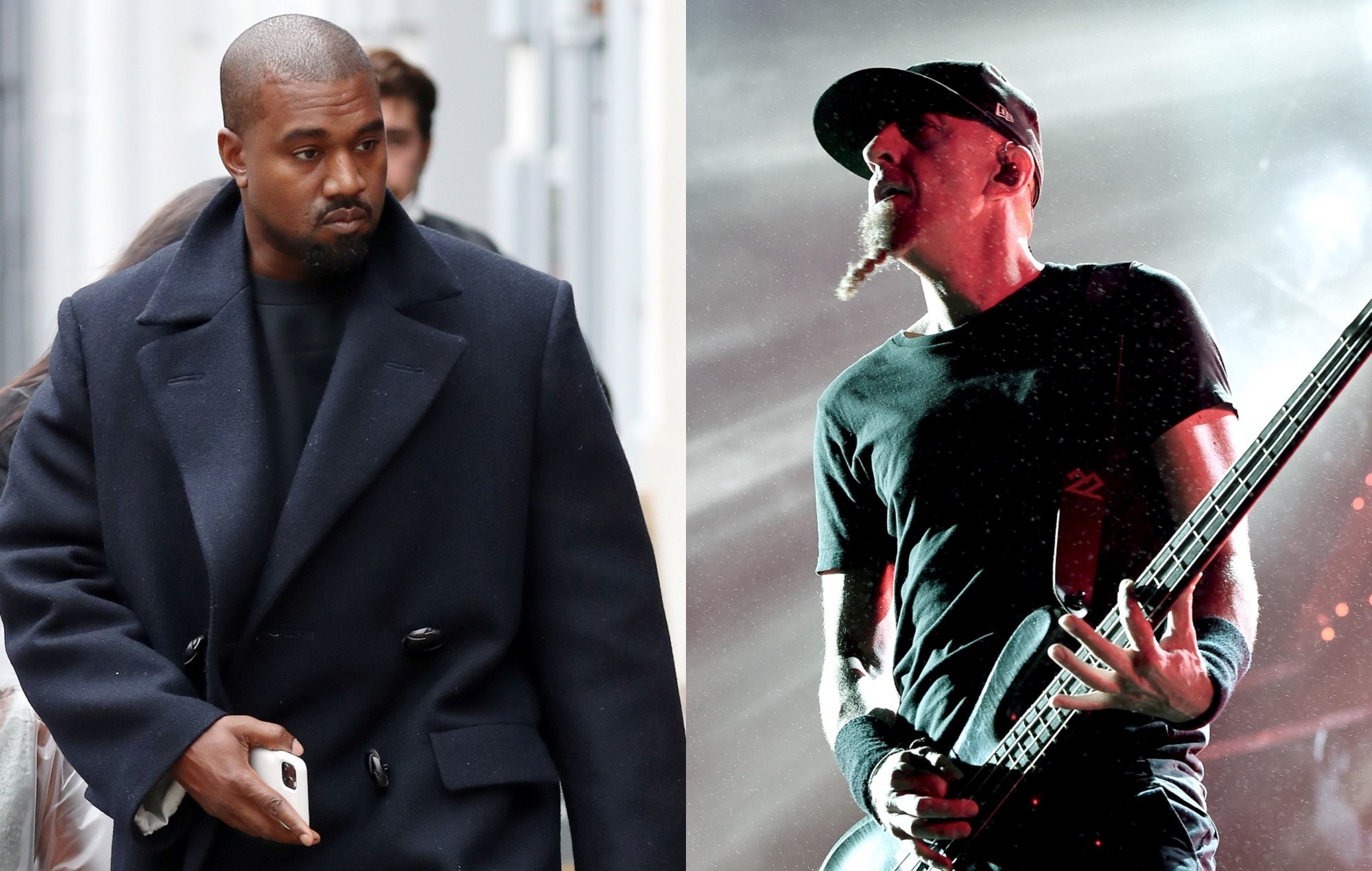 """System Of A Down's Shavo Odadjian says he used to be """"good friends"""" with Kanye West"""