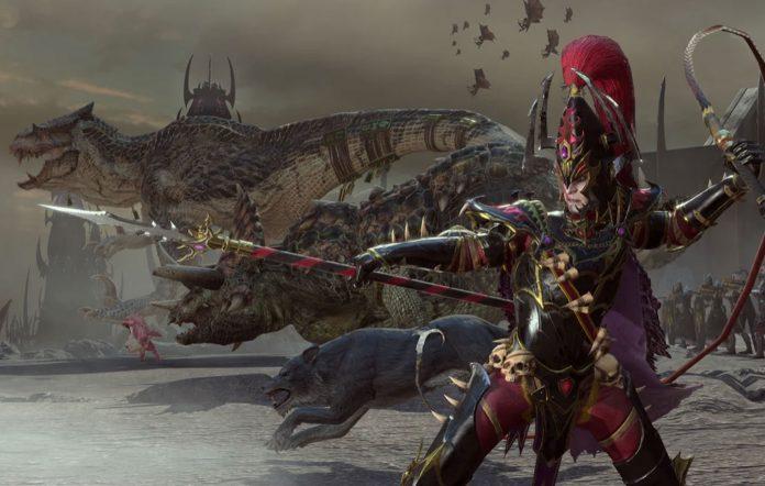 Beastlord Rakarth, Total War: Warhammer II