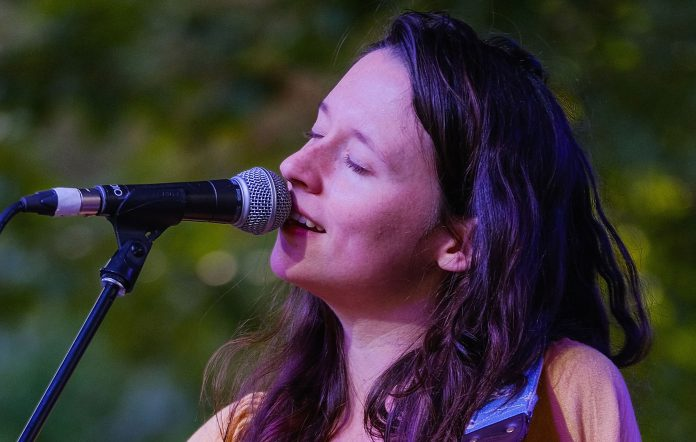 Katie Crutchfield, also known as Waxahatchee.