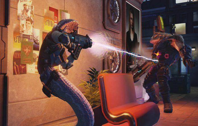 XCOM Chimera Squad. Image Credit: Firaxis Games