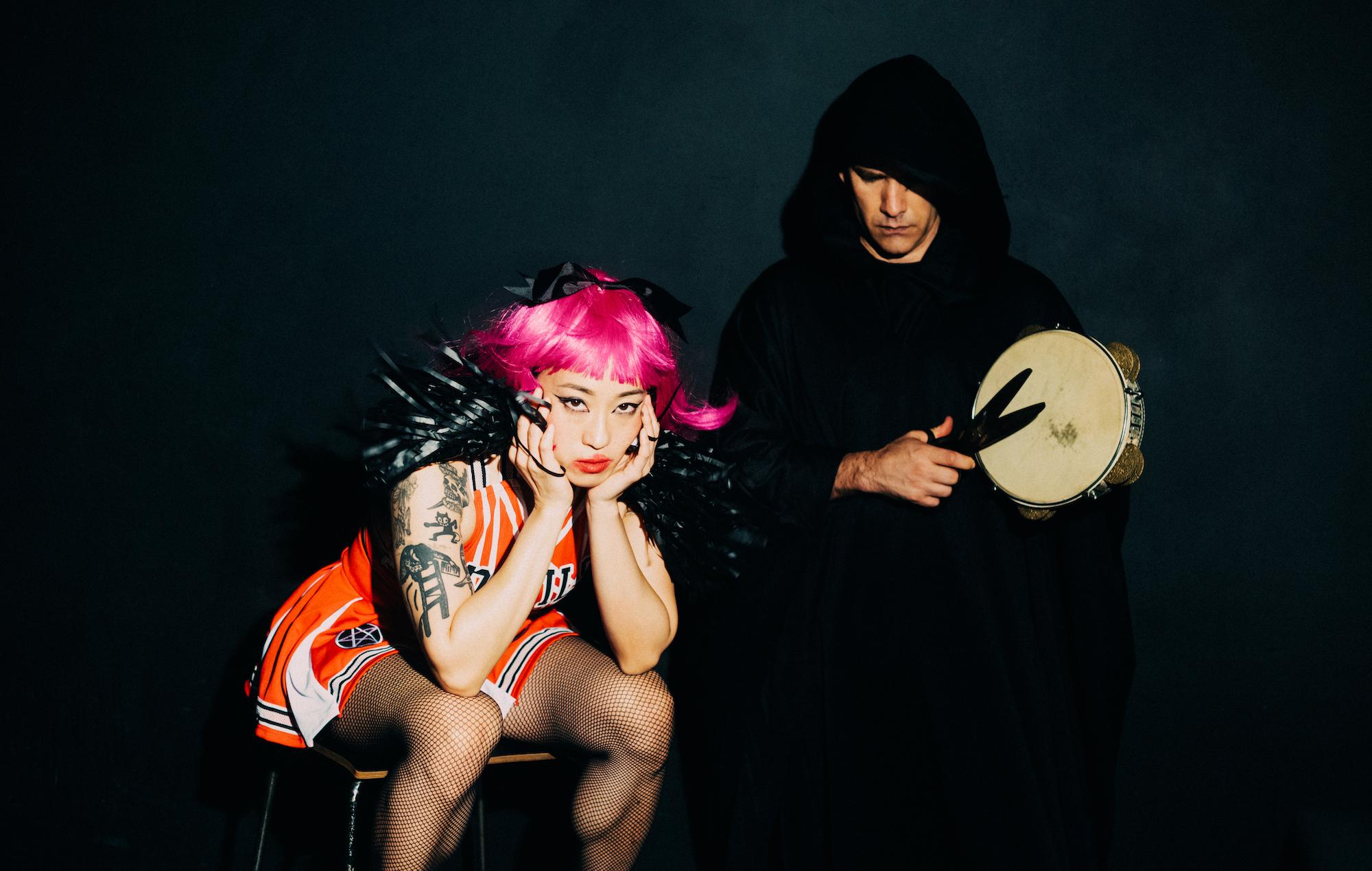 Sharon Van Etten makes a cameo in Xiu Xiu's new 'Sad Mezcalita' video