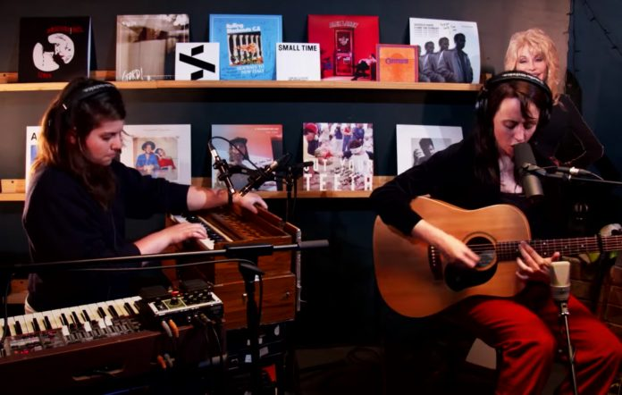 Alex Lahey Gordi perform KEXP At Home Sessions