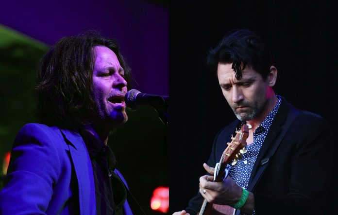 bernard fanning paul dempsey queen david bowie something for kate