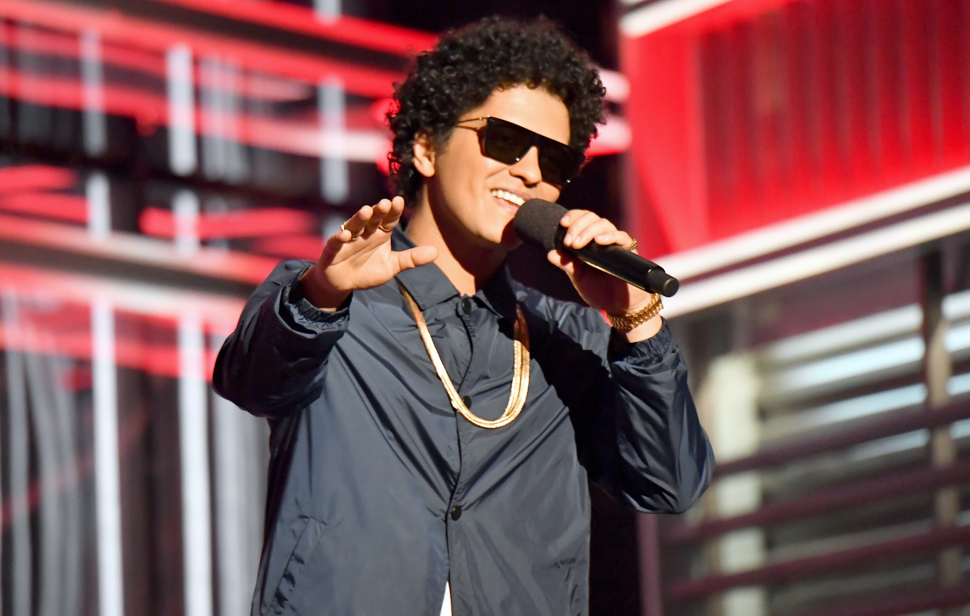 "Bruno Mars on cultural appropriation claims: ""This music comes from love"""