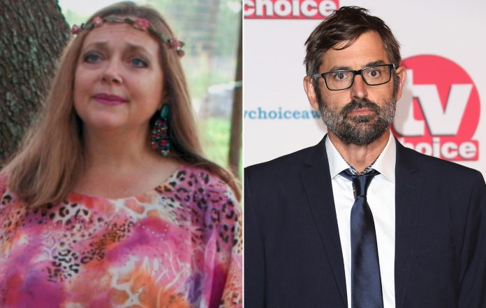 Carole Baskin Louis Theroux