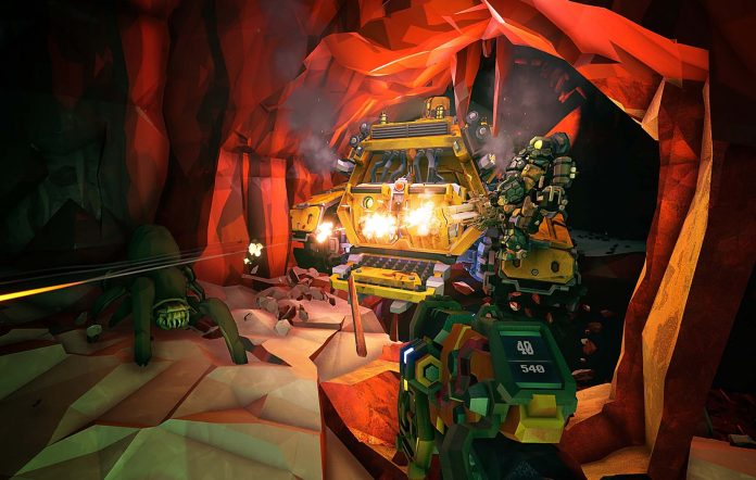 Deep Rock Galactic. Image credit: Ghost Ship Games
