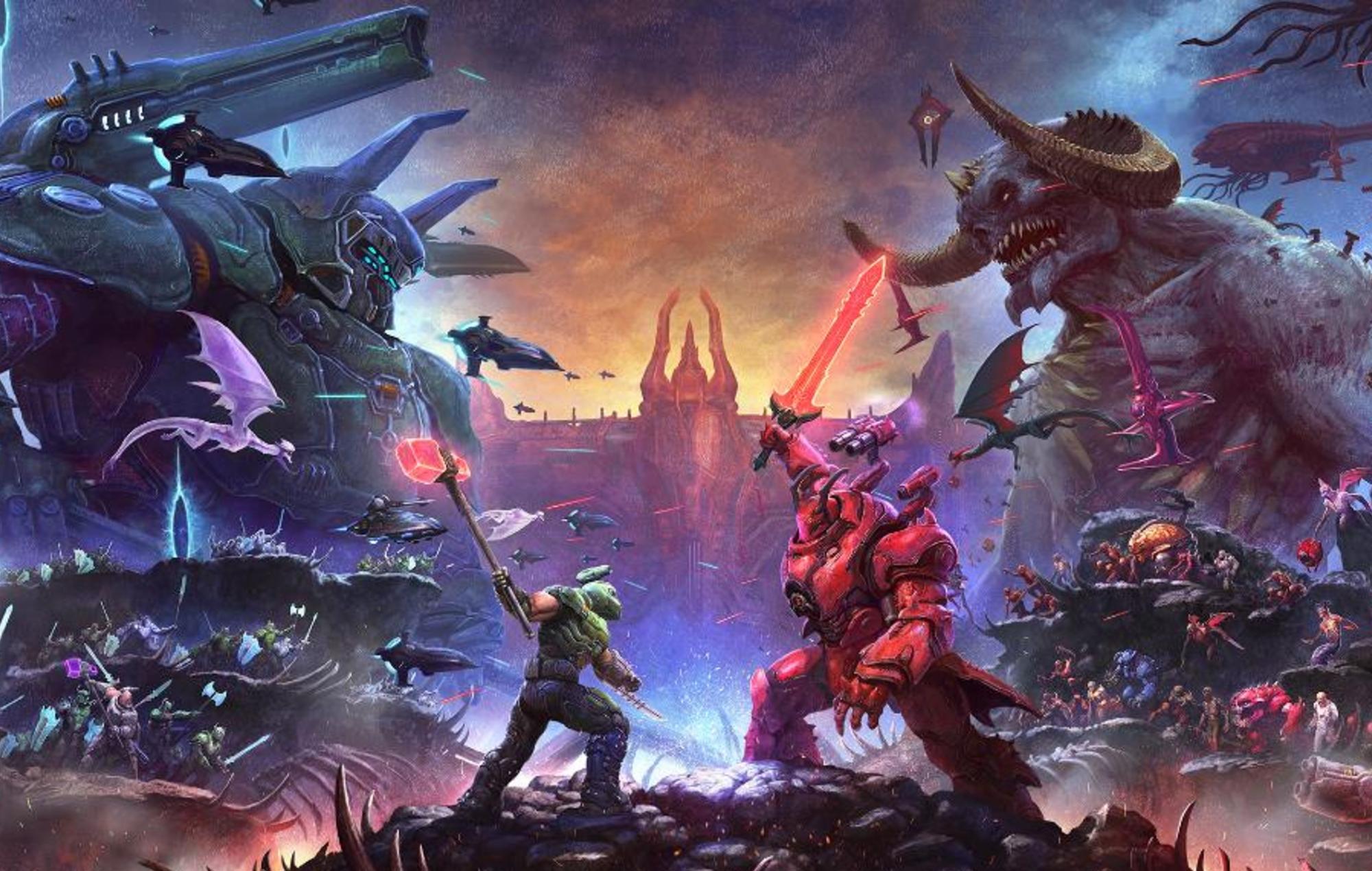 Doom Eternal: The Ancient Gods Part II