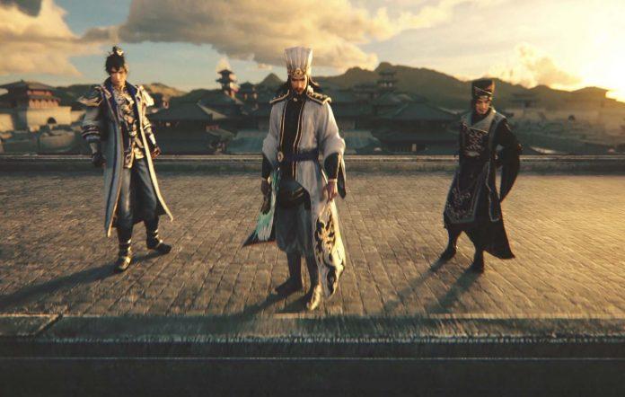 Dynasty Warriors 9: Dynasties. Image Credit: Koei Tecmo