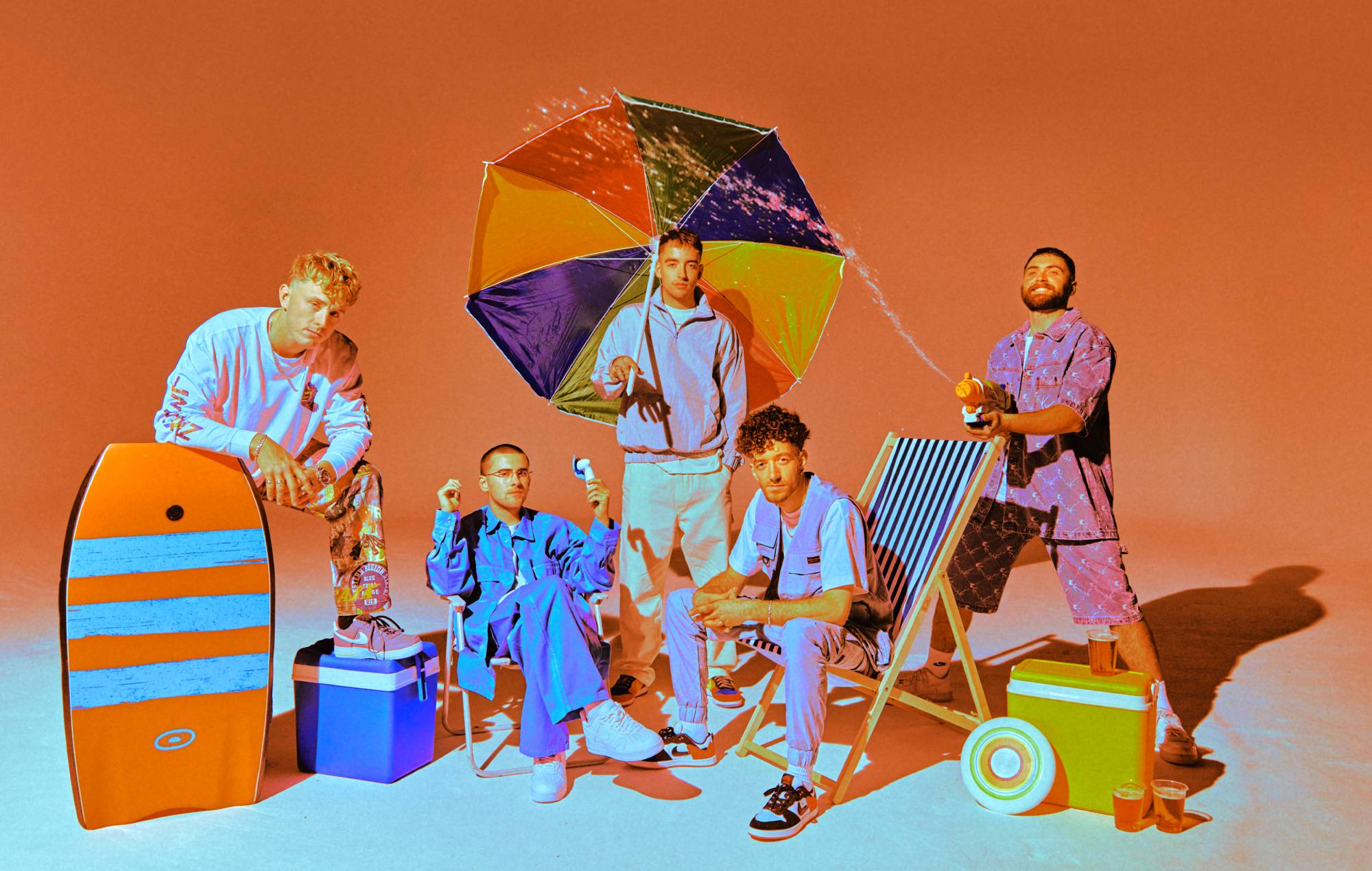 Easy Life announce details of 2021/22 UK and European tour