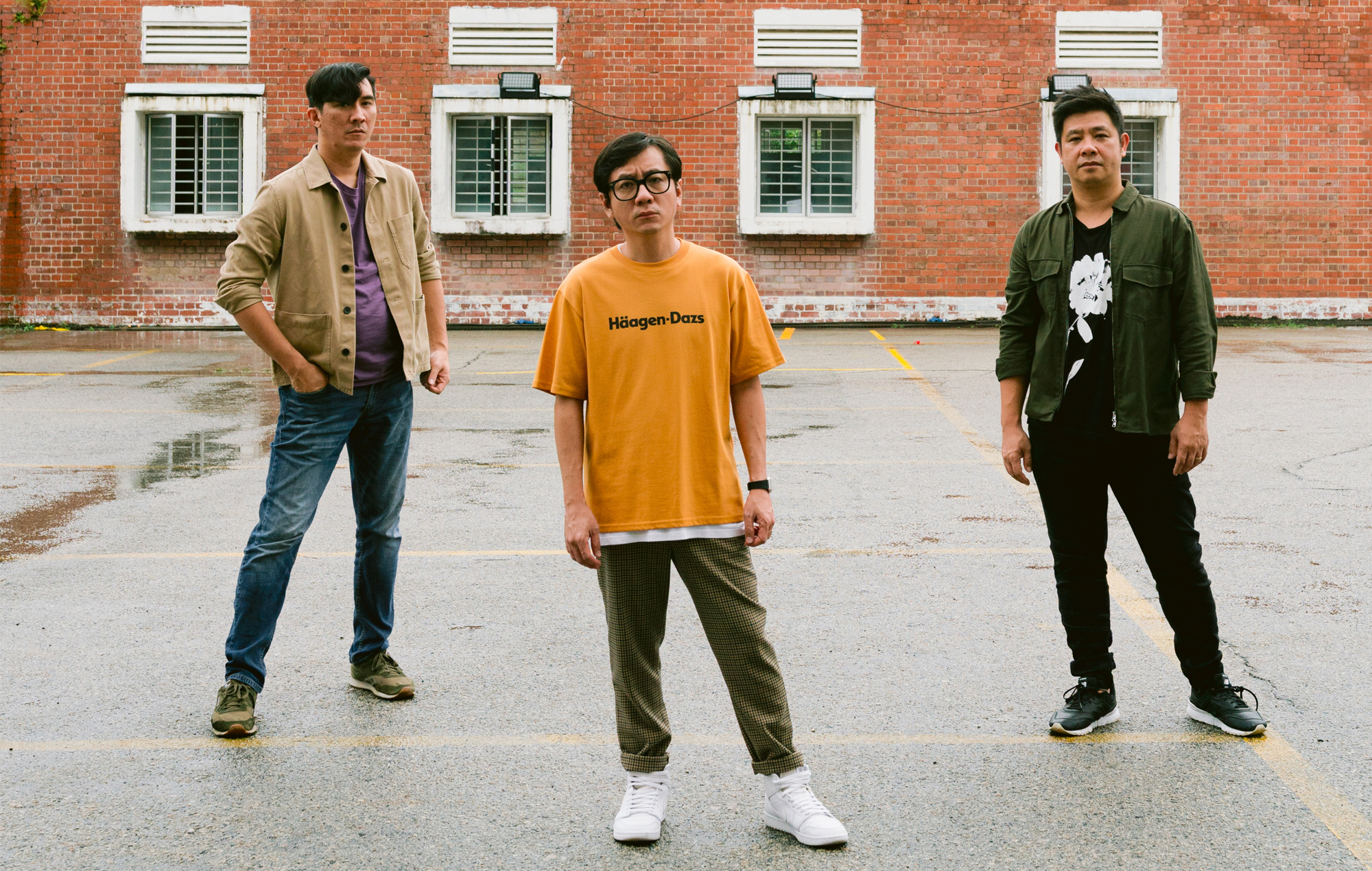 Electrico release old albums on streaming services We Satellites