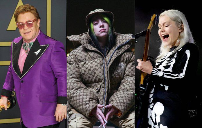 Elton John / Billie Eilish / Phoebe Bridgers