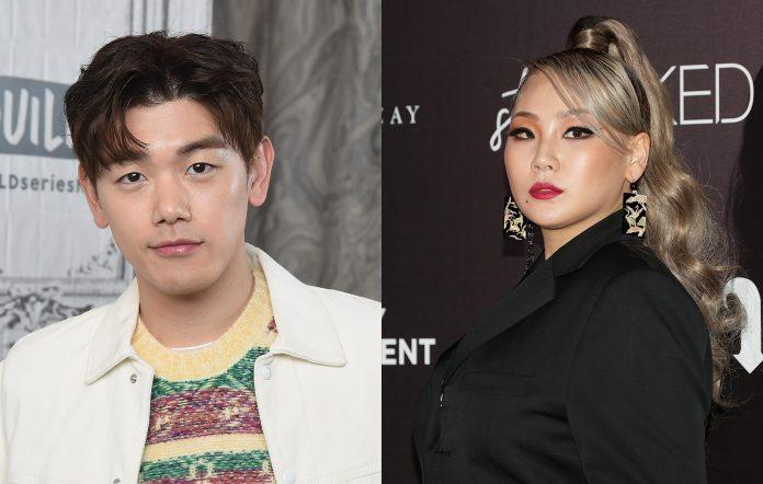 Eric Nam CL Jay Park K-pop stop asian hate movement