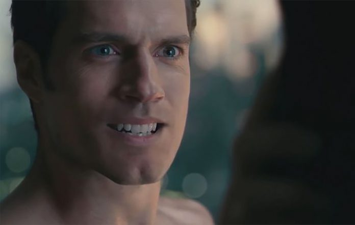 Zack Snyder Henry Cavill Justice League