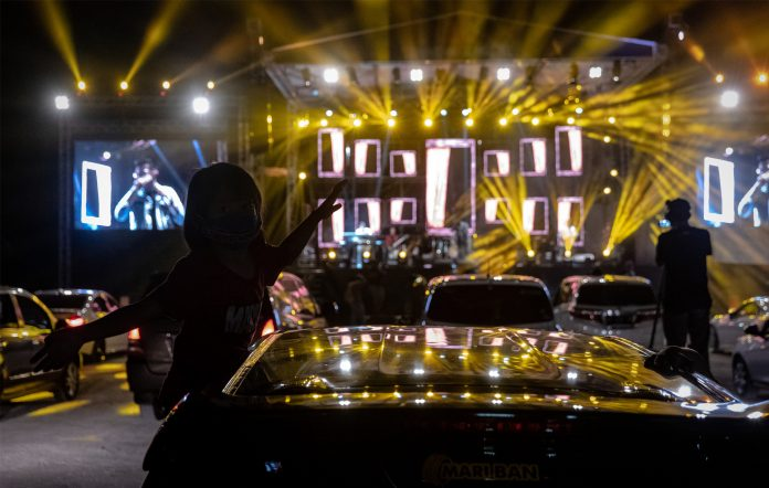 Concerts may return to Indonesia says Minister for Tourism and Creative Economy