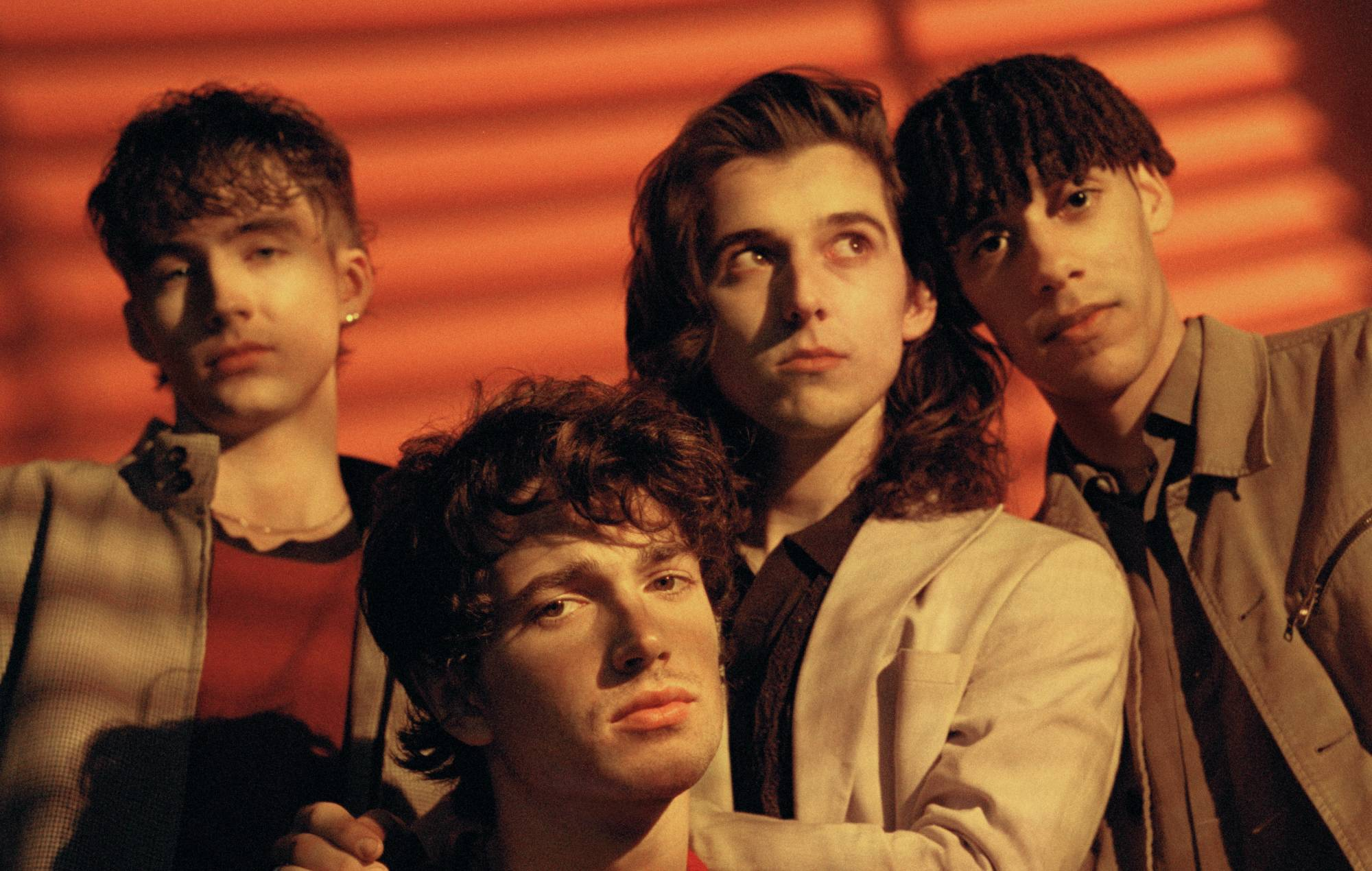 Inhaler talk debut album 'It Won't Always Be Like This' and new single 'Cheer Up Baby' 2