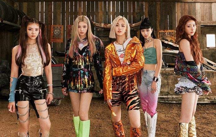 itzy comeback guess who jyp
