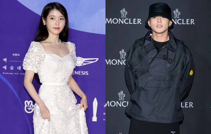 IU and DEAN to release collab