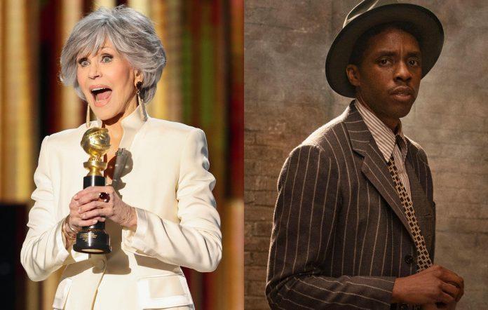 Jane Fonda, Chadwick Boseman