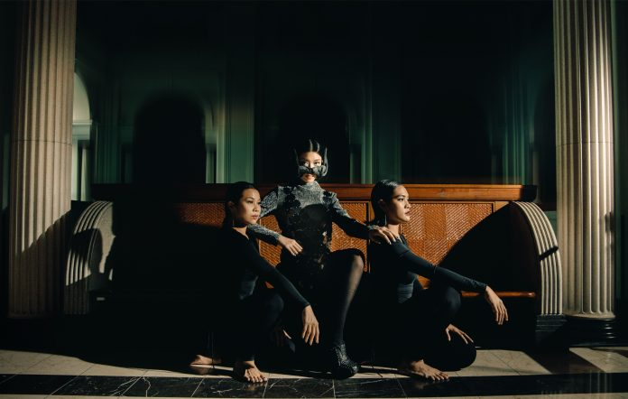Jasmine Sokko music video Medusa National Gallery SIngapore