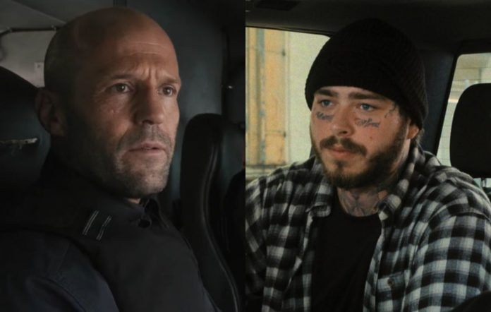 jason statham post malone wrath of man trailer guy ritchie