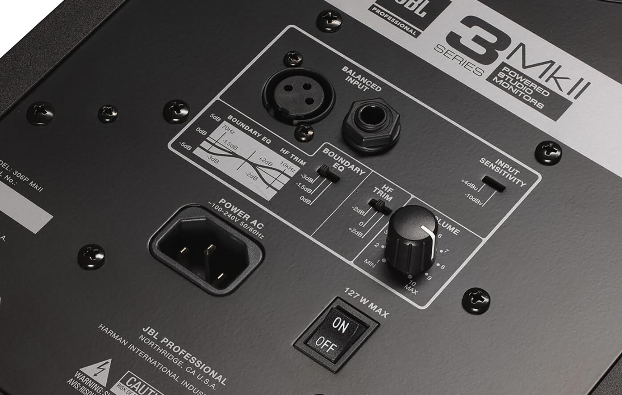 JBL Professional 306P MkII