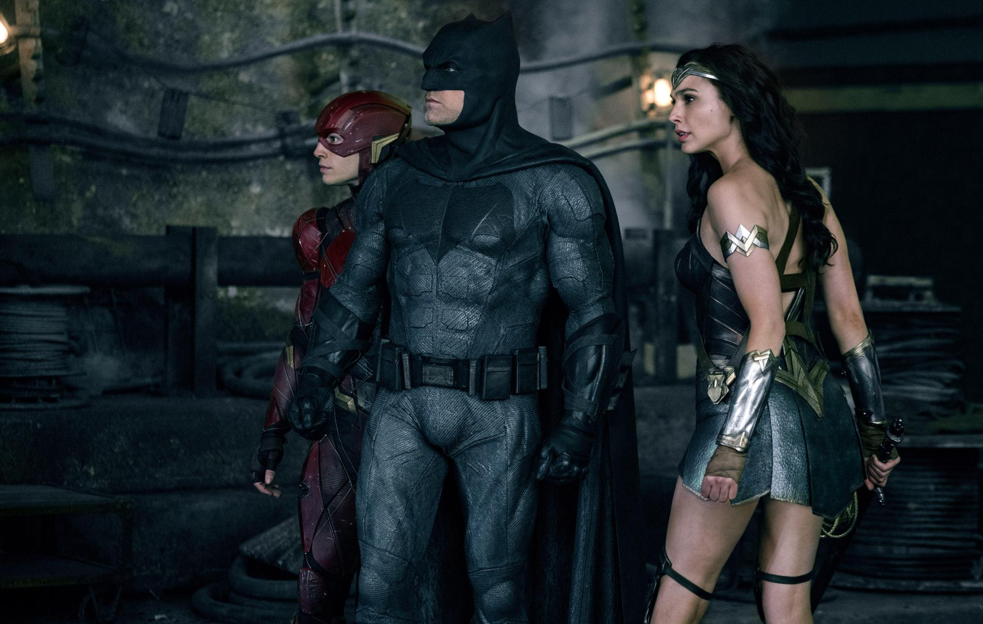 Villains of 'Zack Snyder's Justice League' get the spotlight in new teaser