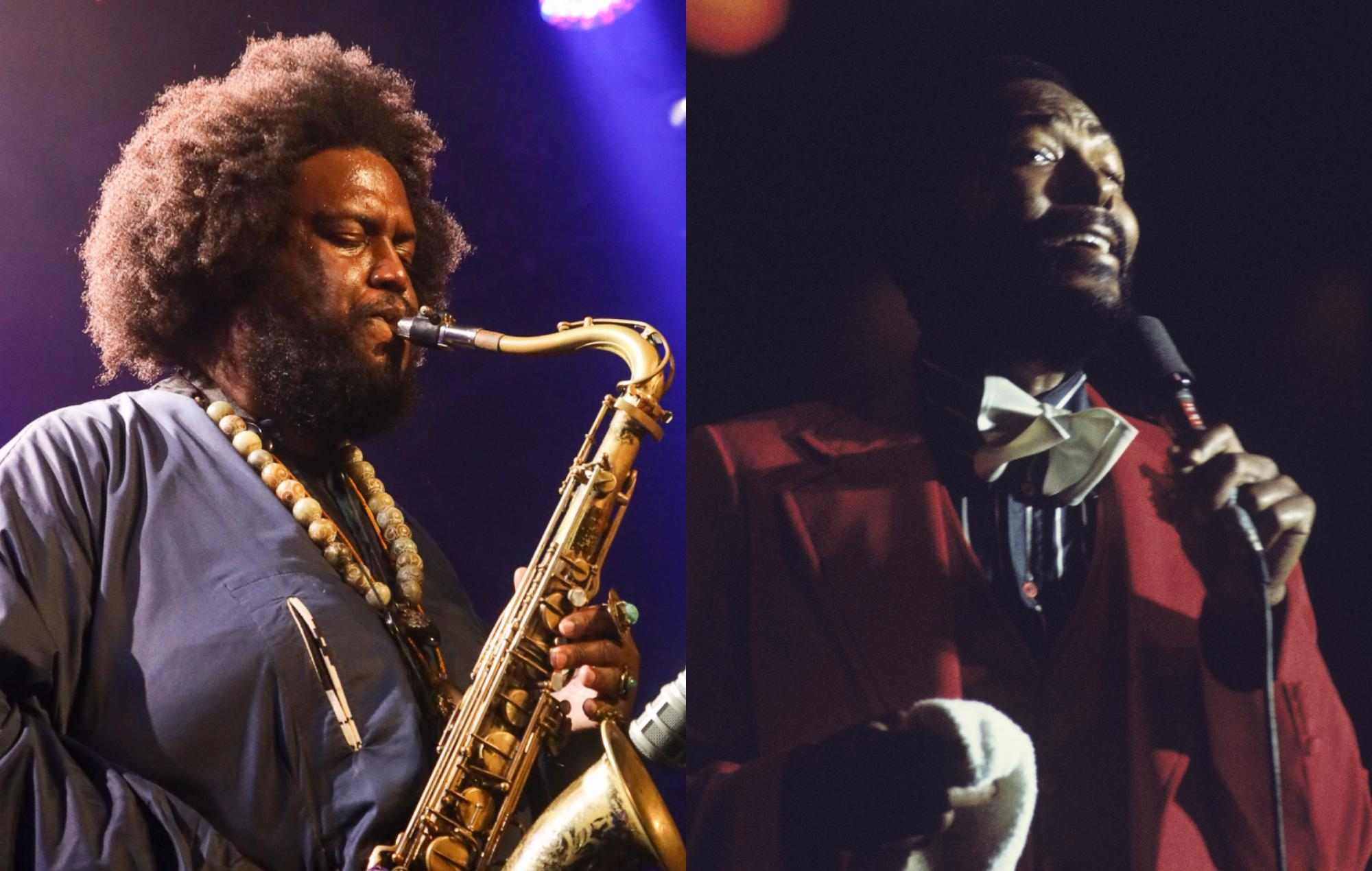 Watch Kamasi Washington and more cover Marvin Gaye at the Grammys
