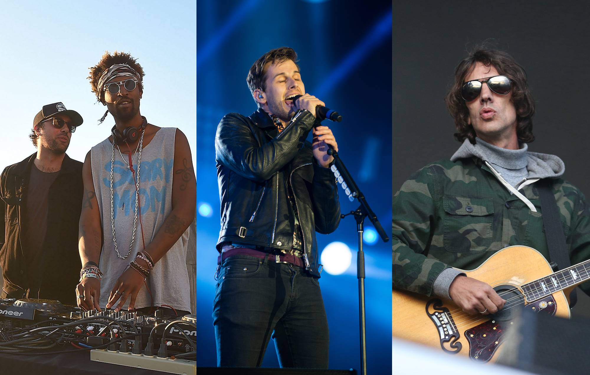 The Knocks and Foster The People cover The Verve's 'Bitter Sweet Symphony'