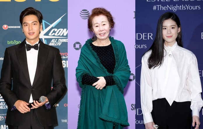 Lee Min-ho, Youn Yuh-jung, Jung Eun-chae cast in Min Jin Lee's Pachinko tv series
