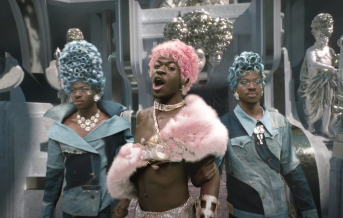 Lil Nas X new single music video Montero Call Me By Your Name