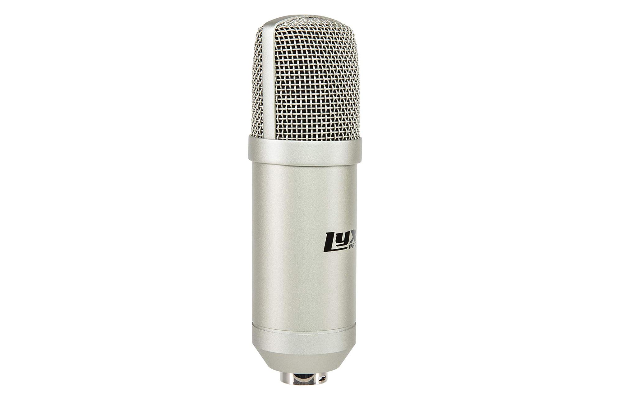 LyxPro Condenser Studio Microphone