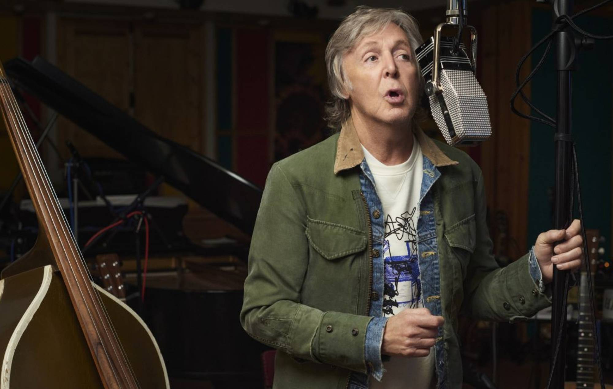 Paul McCartney to release 'McCartney III Imagined', with covers from St. Vincent, Beck, Josh Homme and more