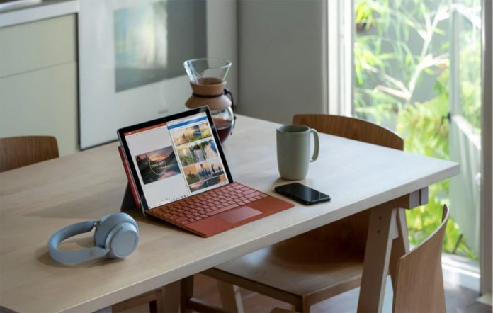 Microsoft Pro Surface 7 tablet
