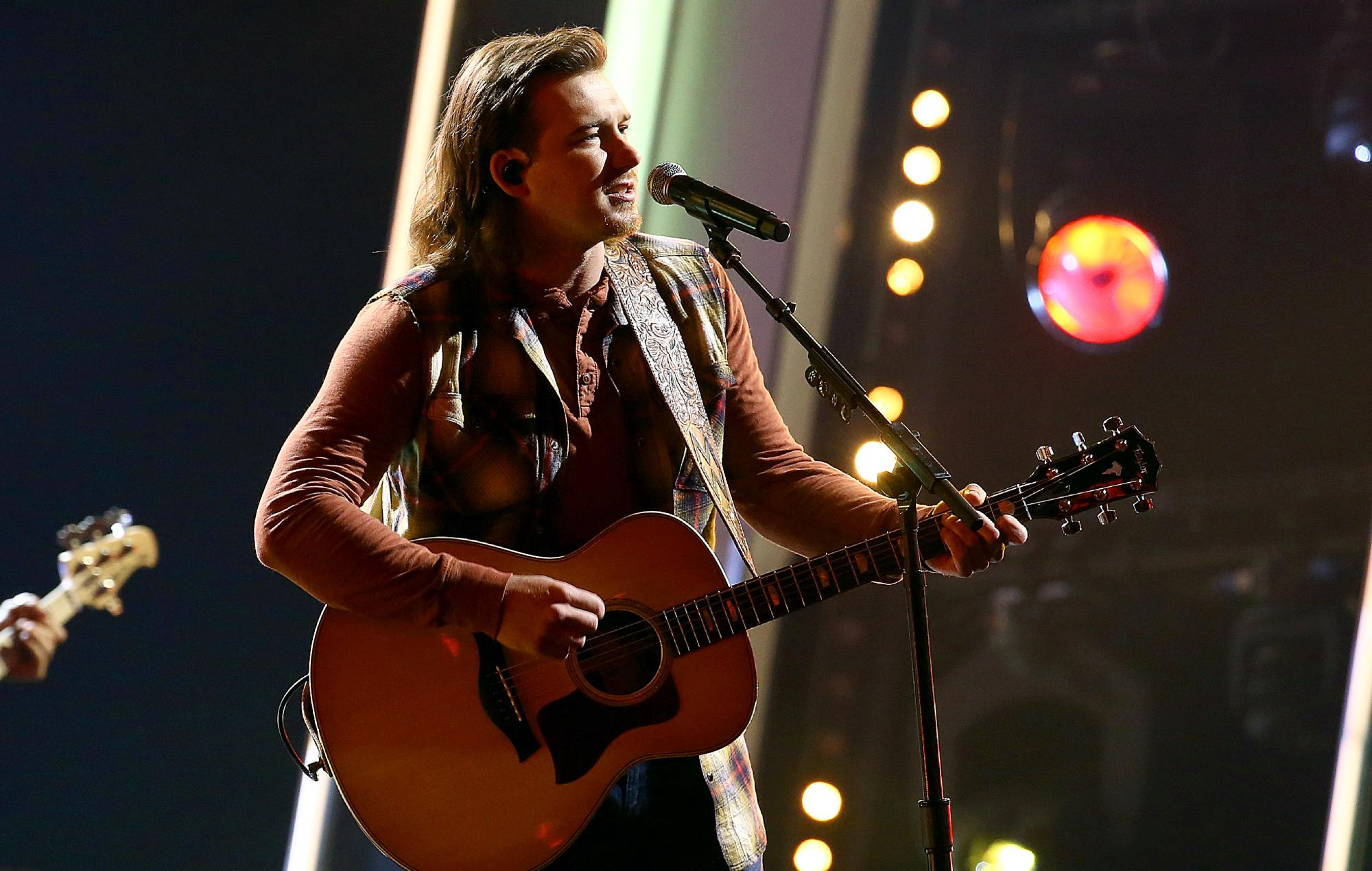 Morgan Wallen's 'Dangerous' sets new country album record weeks on from racial slur
