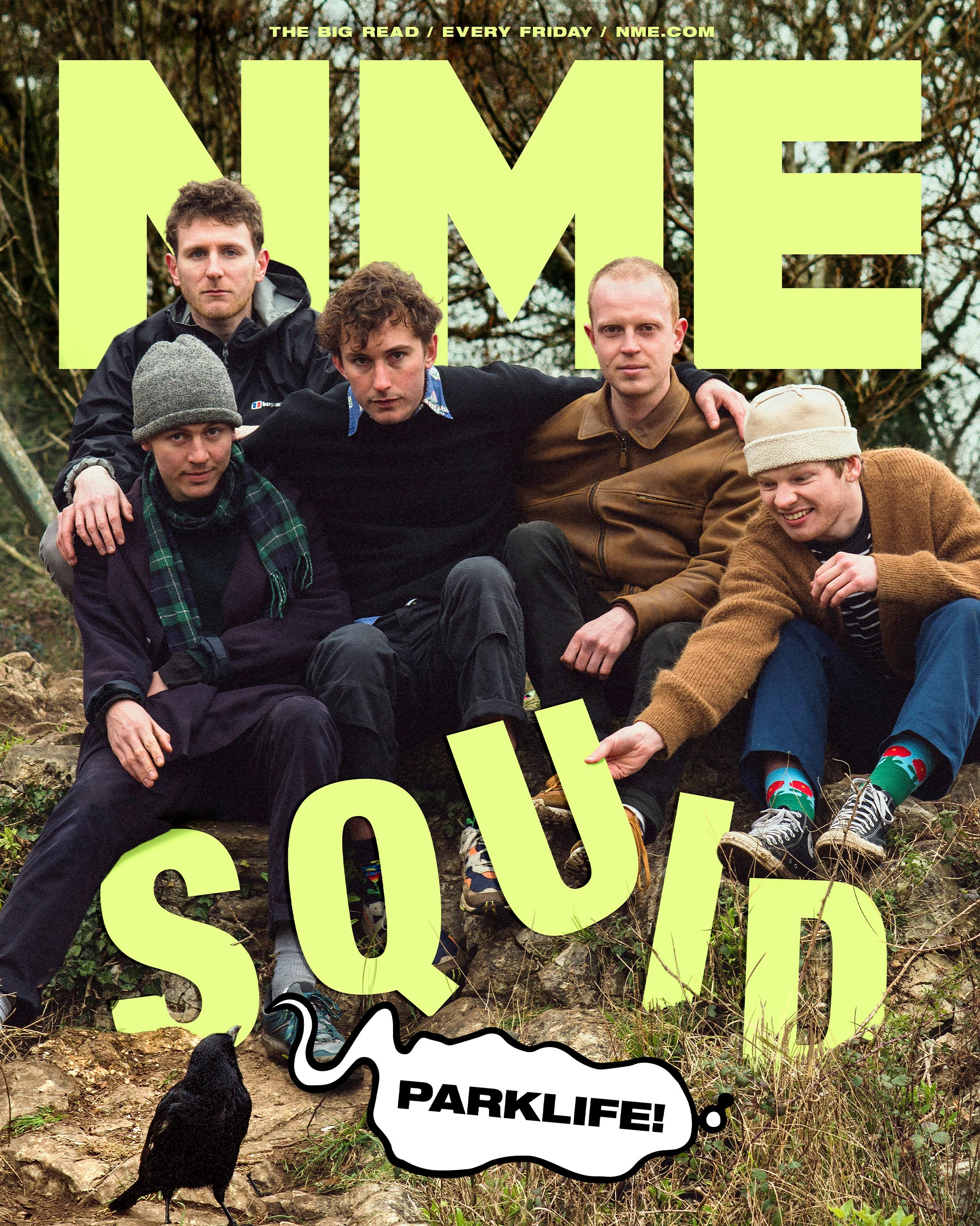 NME Cover 2021 Squid