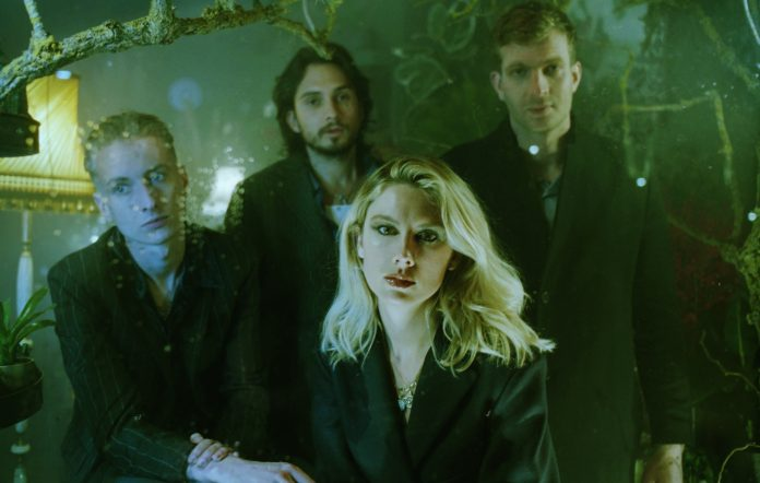 NME Cover 2021 Wolf Alice