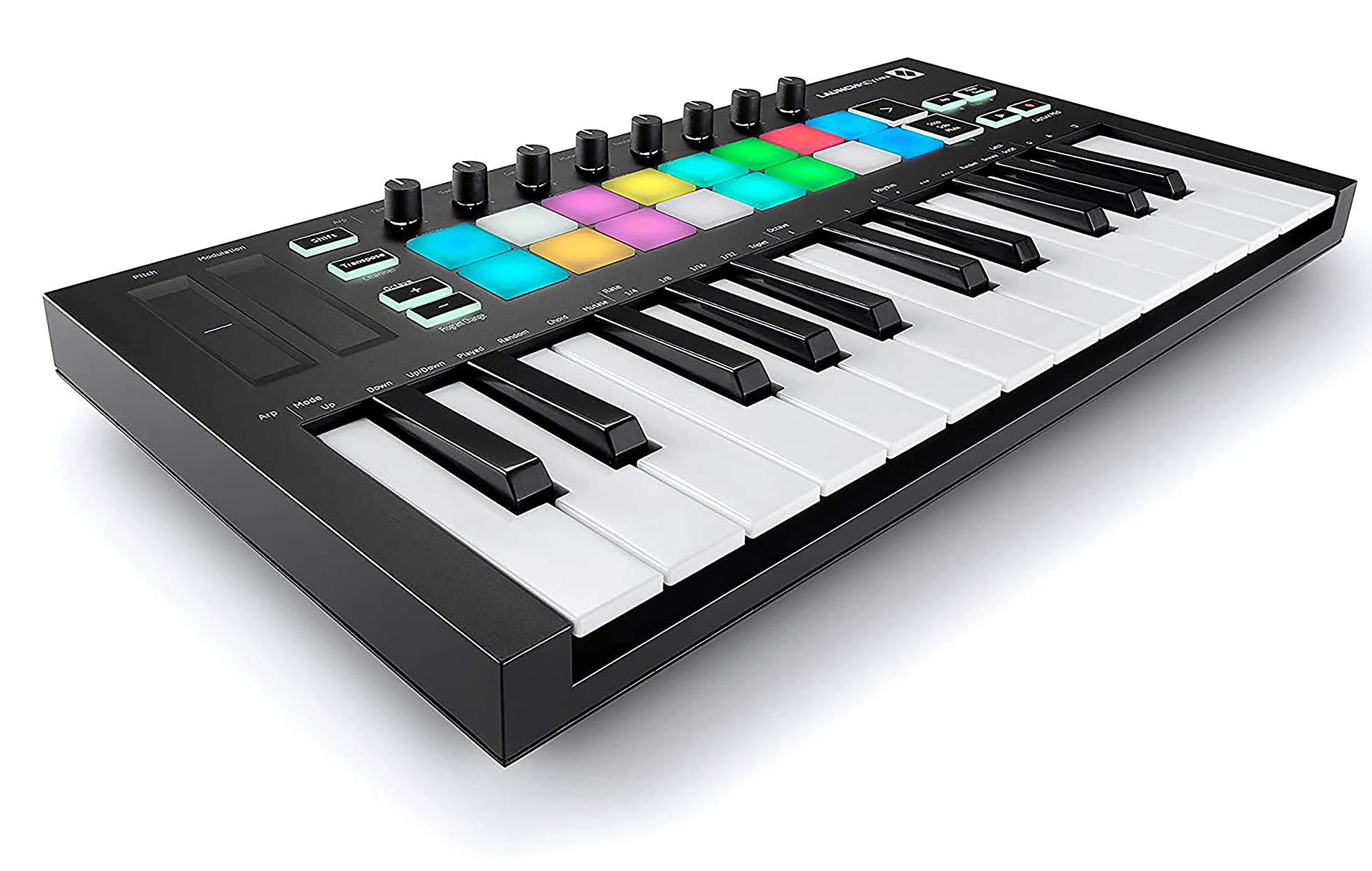 Novation Launchkey MK3 MIDI Controller