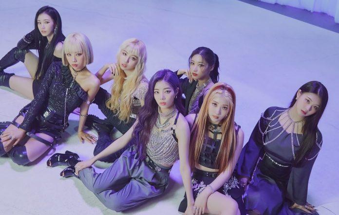 purple kiss k-pop ponzona debut