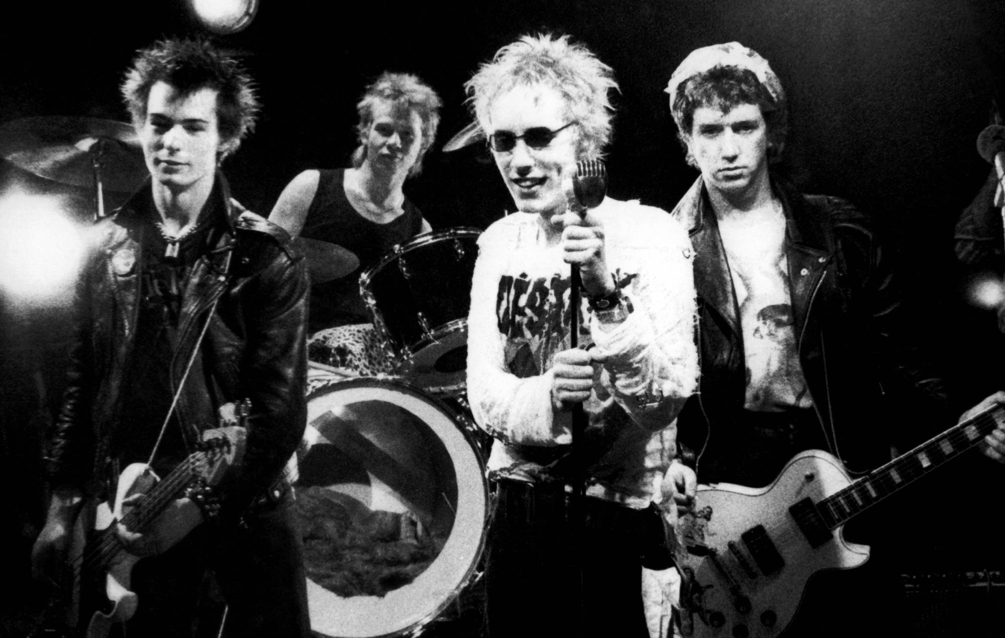 Rare master tape of Sex Pistols documentary could fetch £10,000 at auction