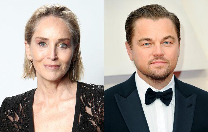 Sharon Stone Leonardo DiCaprio