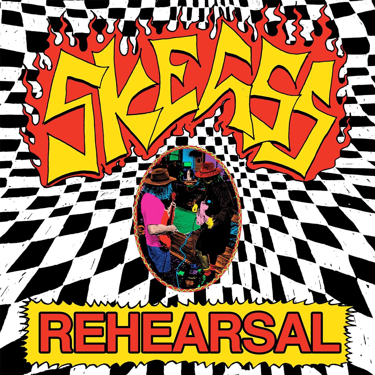 Skegss album Rehearsal