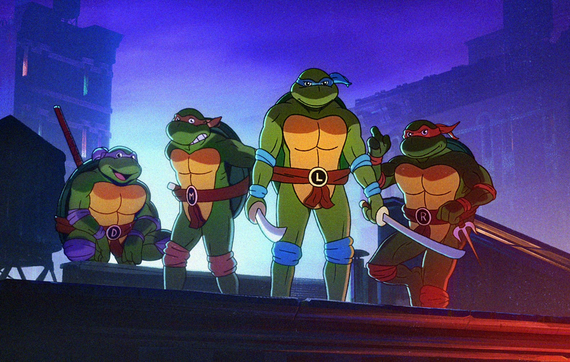 Teenage Mutant Ninja Tutles side-scroller announced for PC and consoles