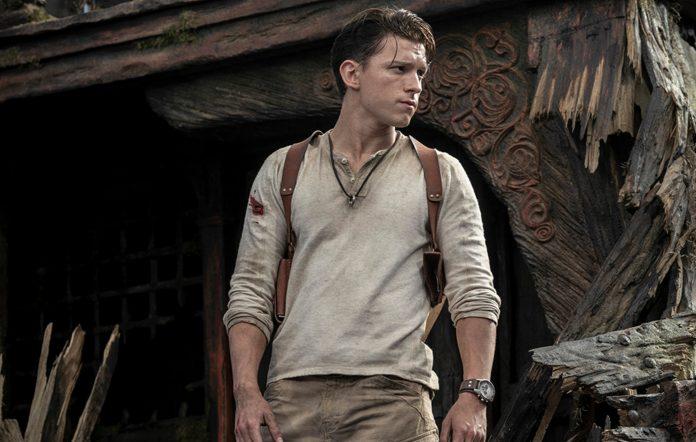 Tom Holland as Nathan Drake