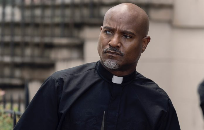 Father Gabriel The Walking Dead