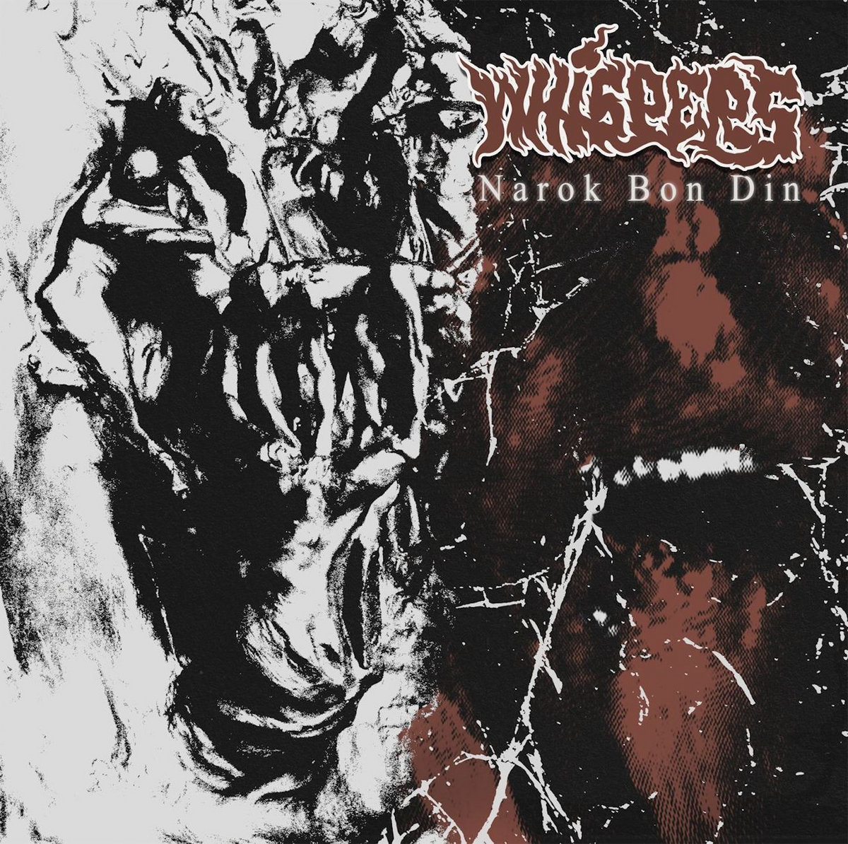 Whispers Thai Bangkok metalcore band EP Narok Bok Din