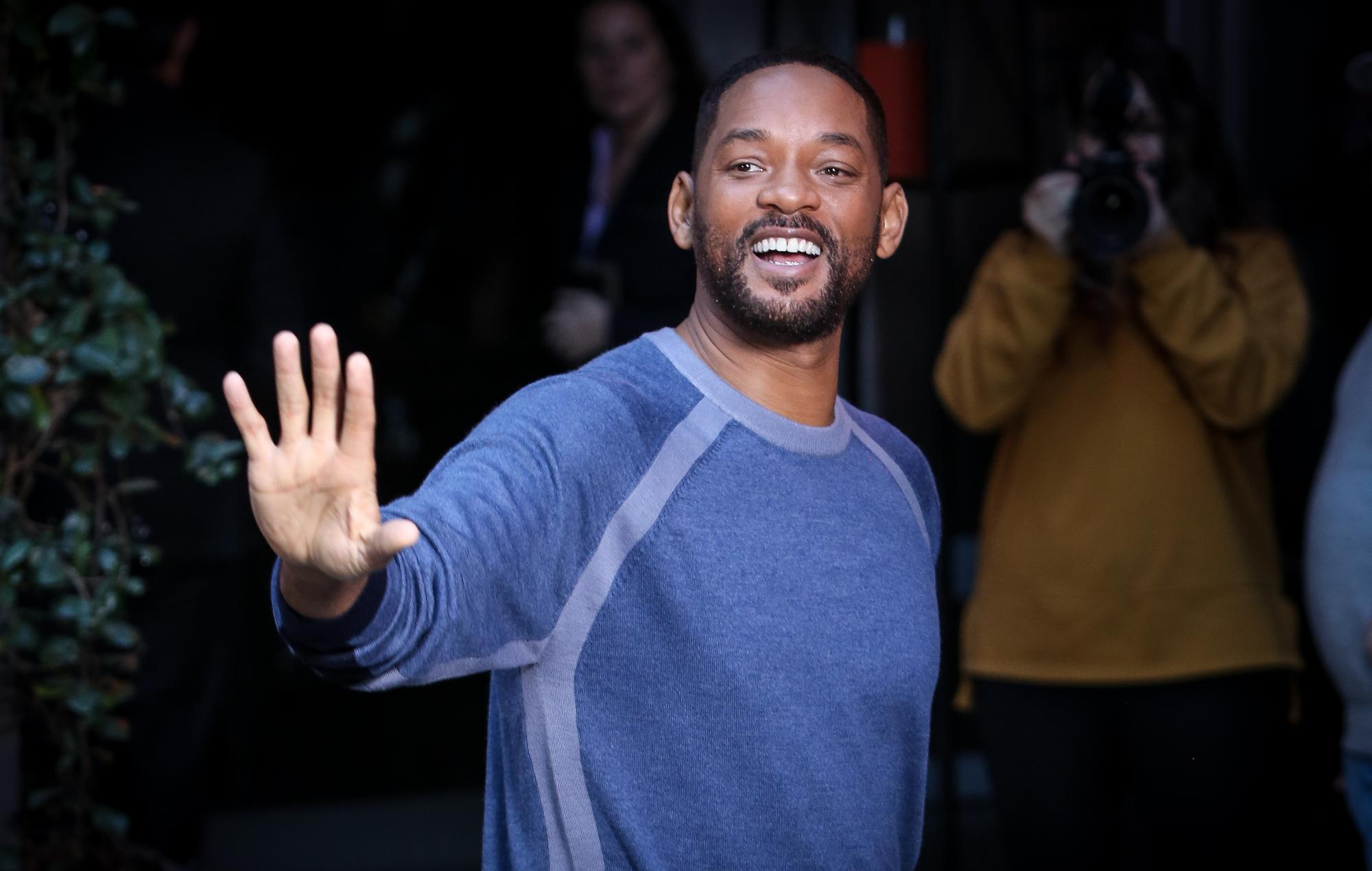 Will Smith's new film will no longer film in Georgia due to voting laws