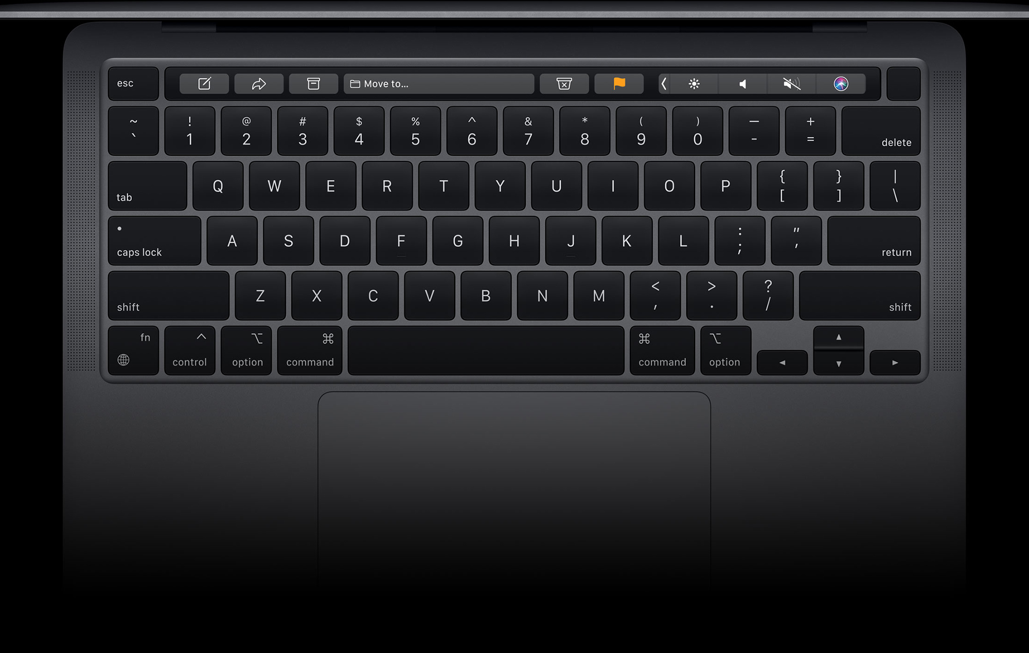 Macbook Pro M1 13 inch scissor keyboard