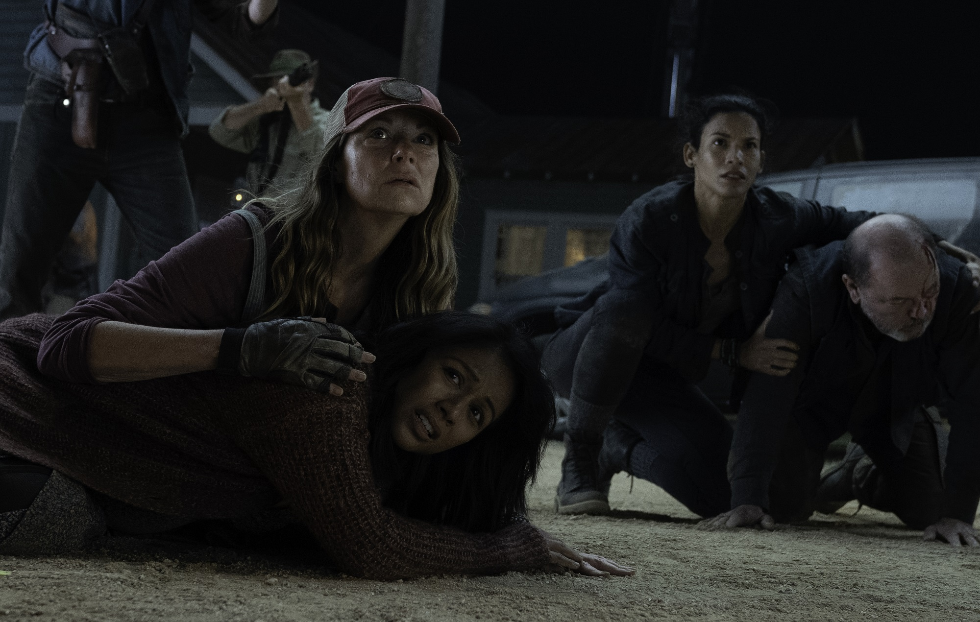 'Fear The Walking Dead' first-look pictures show aftermath of tragic twist