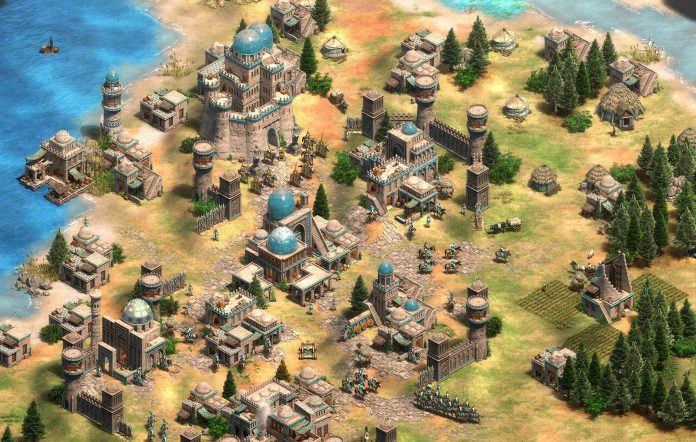 Age of Empires II. Image Credit: Relic Entertainment