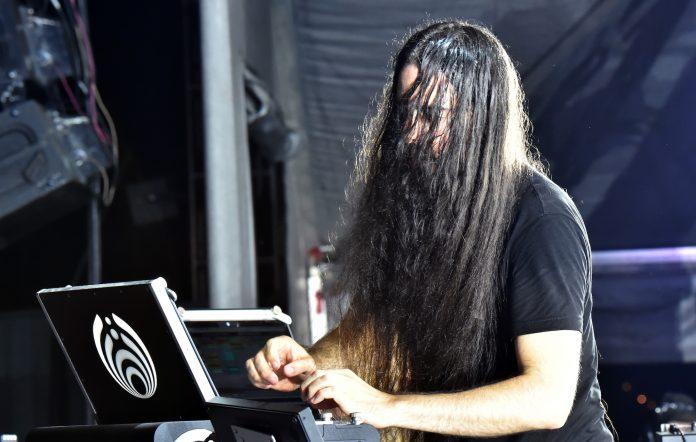 Bassnectar performing at Bonnaroo in 2018